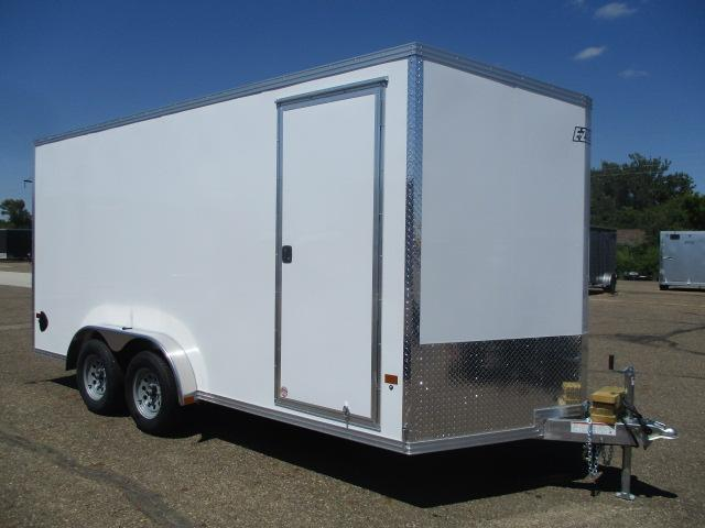 2021 EZ Hauler EZEC7.5X16-IF Enclosed Cargo Trailer
