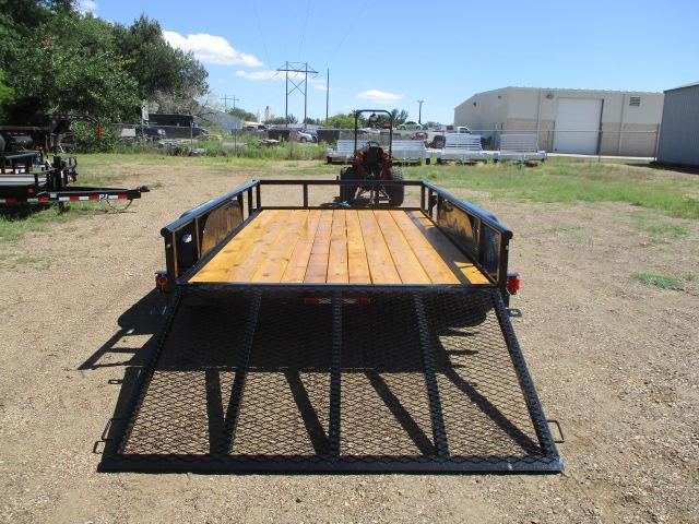 2021 Big Tex Trailers 60ES-12BK4RG Utility Trailer