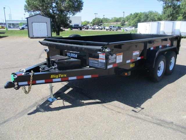 RENTAL 2020 Big Tex Trailers 14LD-14BK Dump Trailer