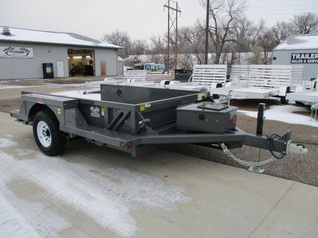 SPECIAL 2020 B-B HDT1070E Equipment Drop Down Trailer