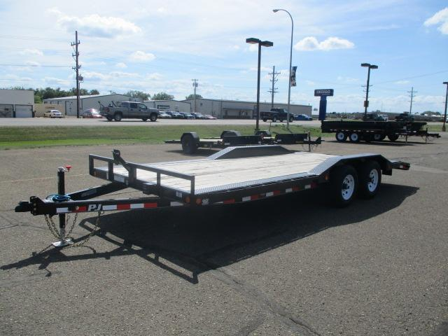 2020 PJ Trailers 5 Channel Buggy Hauler Car / Racing Trailer