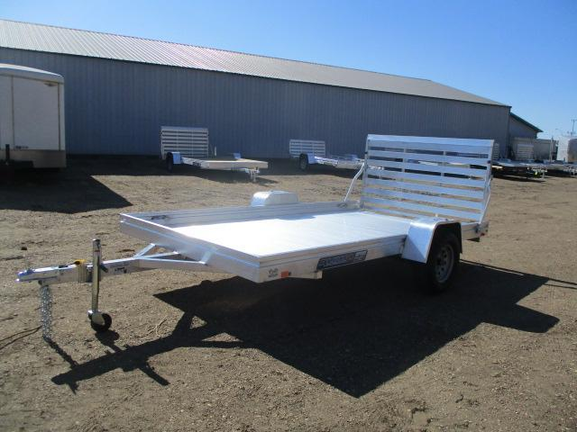 2022 Aluma 7812 Edge Series Utility Trailer
