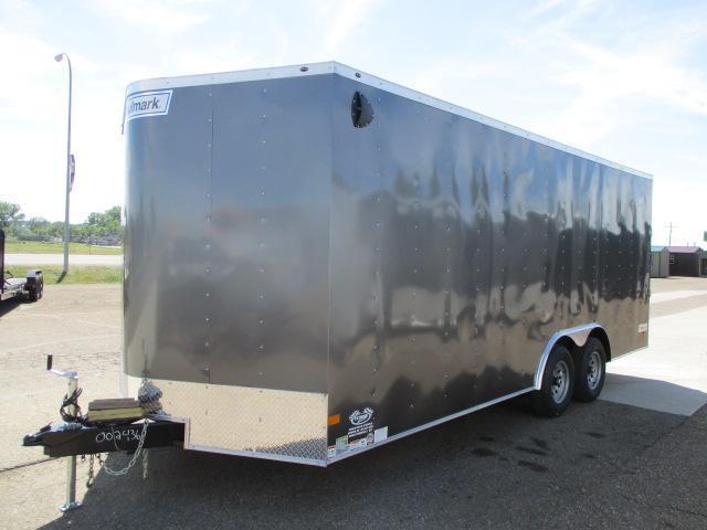 2020 Haulmark PP8520T3-D Enclosed Cargo Trailer