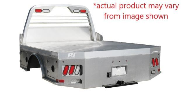 CLEARANCE 2019 PJ Truck Beds ALGS-02845842SD Truck Bed