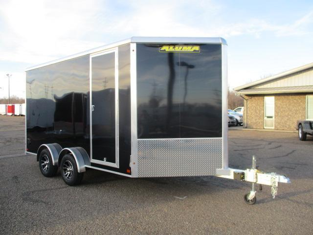 2021 Aluma AE7.514TAR Enclosed Cargo Trailer