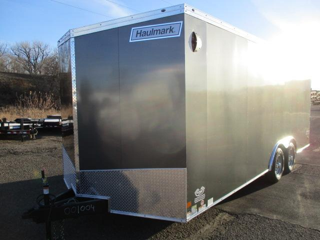 2021 Haulmark TSV8520T3 Enclosed Cargo Trailer