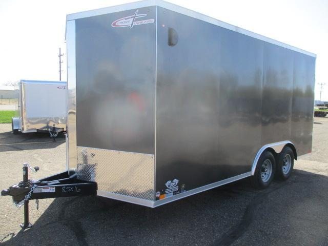 2022 Cross Trailers 816TA ALPHA Enclosed Cargo Trailer