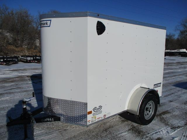 2020 Haulmark PP58S2 Passport Enclosed Cargo Trailer