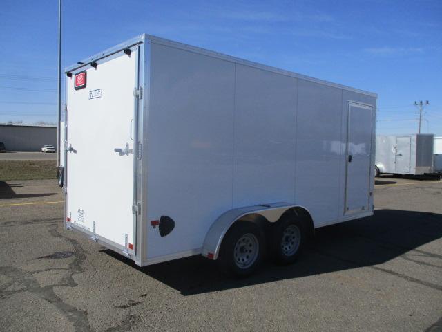 2021 EZ Hauler EZEC7X16 Enclosed Cargo Trailer