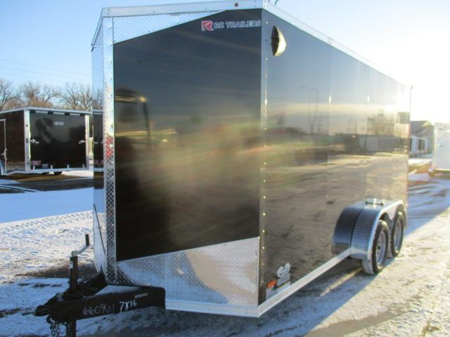 2021 RC Trailers RDLX7X16TA2 Enclosed Cargo Trailer