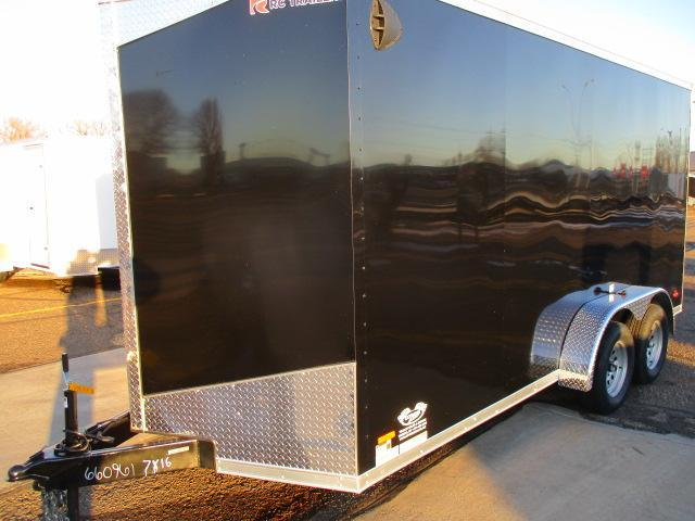 2021 RC Trailers RDLX7X16TA2 Enclosed Cargo Trailer
