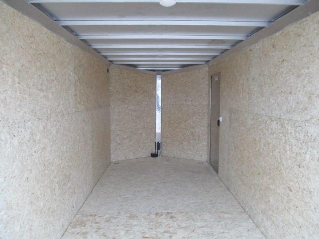2020 EZ Hauler EZEC7X16 Enclosed Cargo Trailer