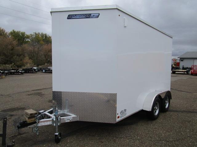 2019 Aluma ESW712TAR Enclosed Cargo Trailer