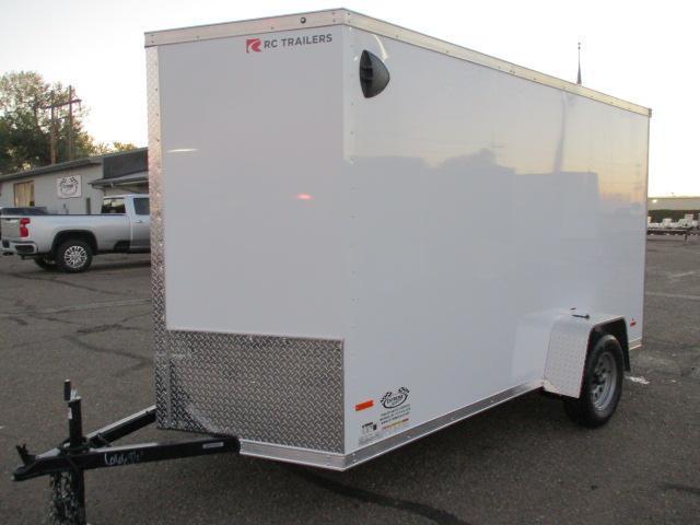 2022 RC Trailers RDLX6X12SA Enclosed Cargo Trailer