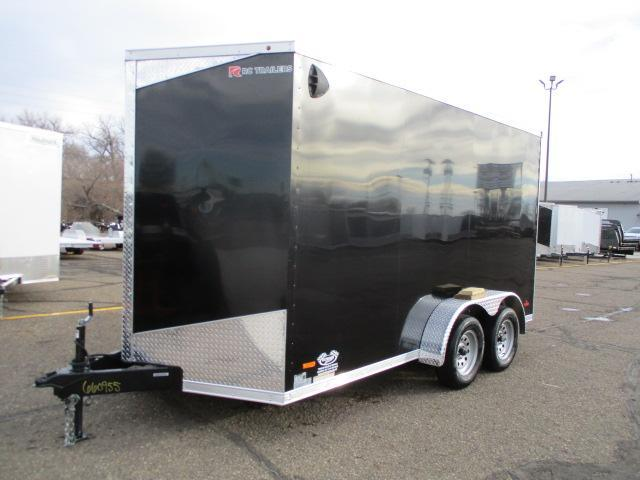 2021 RC Trailers RDLX7X14TA2 Enclosed Cargo Trailer