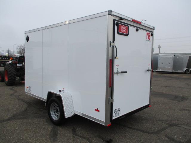 2021 RC Trailers RDLX6X12SA Enclosed Cargo Trailer