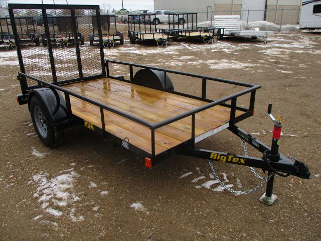 2021 Big Tex Trailers 30ES-10BK4RG Utility Trailer
