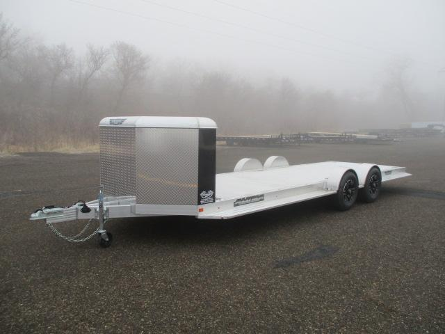 2020 Aluma 8222H-XL-TA-EL-R-RTD Car / Racing Trailer