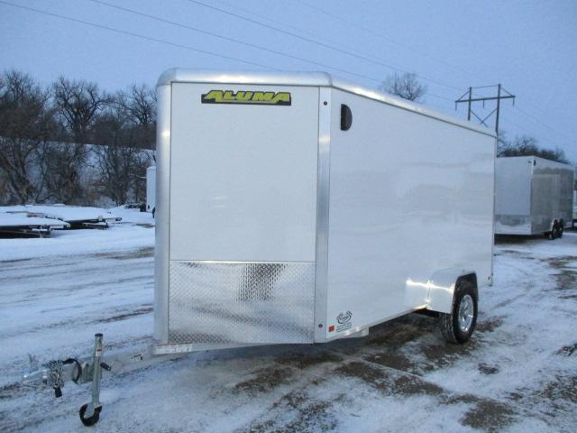 2021 Aluma AE612R Enclosed Cargo Trailer