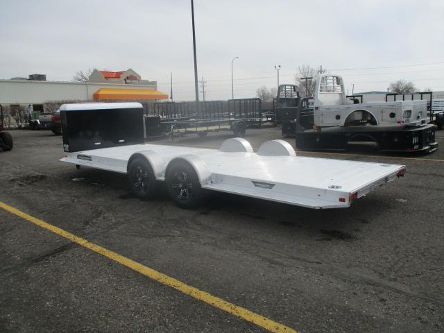 2022 Aluma 8222H-XL-TA-EL-R-RTD Car / Racing Trailer