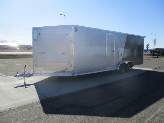 2021 EZ Hauler EZES7.5X24 Enclosed Snowmobile Trailer