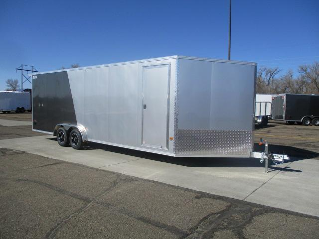 2021 EZ Hauler EZES7.5X24 Enclosed Snowmobile Trailer