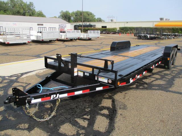 "2021 PJ Trailers 24' HD Equipment Tilt 6"" Channel"
