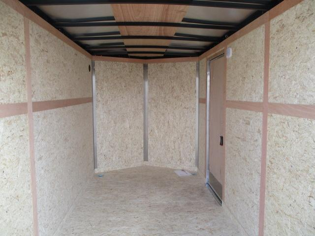 2021 RC Trailers RDLX6X12SA Enclosed Cargo Trailer