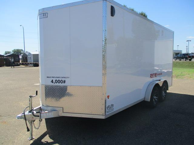 RENTAL 2018 EZ Hauler EZEC7.5X16 Enclosed Cargo Trailer