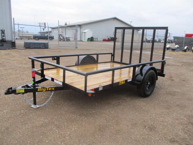 2021 Big Tex Trailers 35SA-10BK4RG Utility Trailer