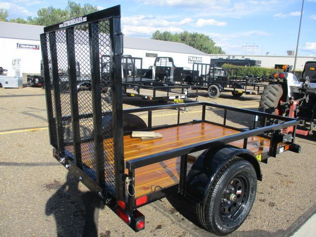 2022 Big Tex Trailers 30SA-08BK4RG Utility Trailer