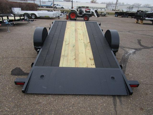 2019 PJ Trailers 16' Single Axle HD Tilt Trailer