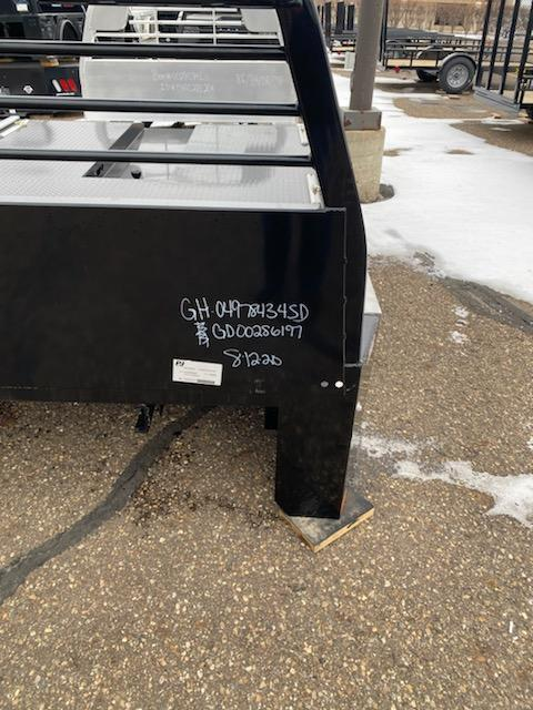 2021 PJ Truck Beds GH 11'4 x 97 x 84 x 34 SD Truck Bed