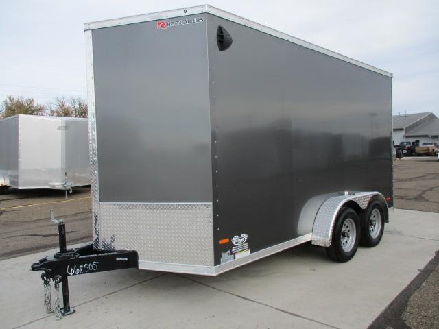 2022 RC Trailers RDLX7X14TA2 Enclosed Cargo Trailer