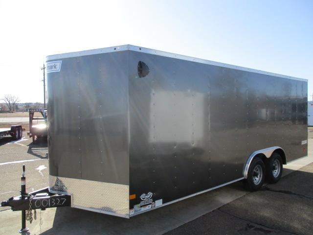 2020 Haulmark PP8520T3-D Enclosed Cargo Trailer