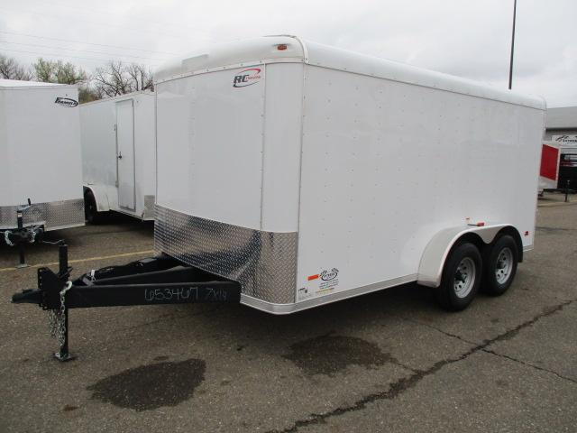 SPECIAL 2020 RC Trailers RST7X14TA3 Enclosed Cargo Trailer