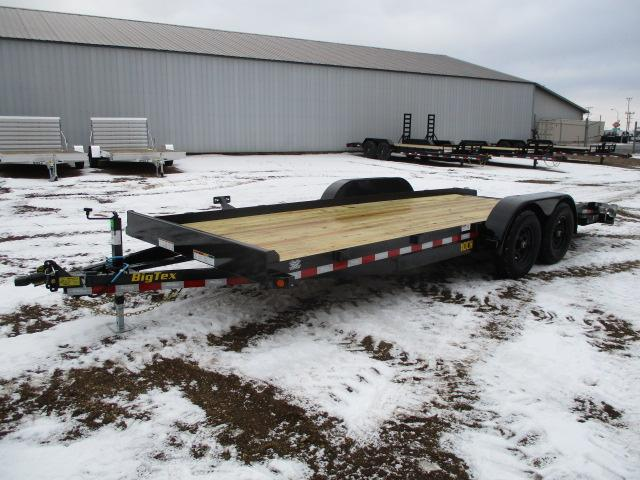 2021 Big Tex Trailers 10CH-20BKDT Car / Racing Trailer