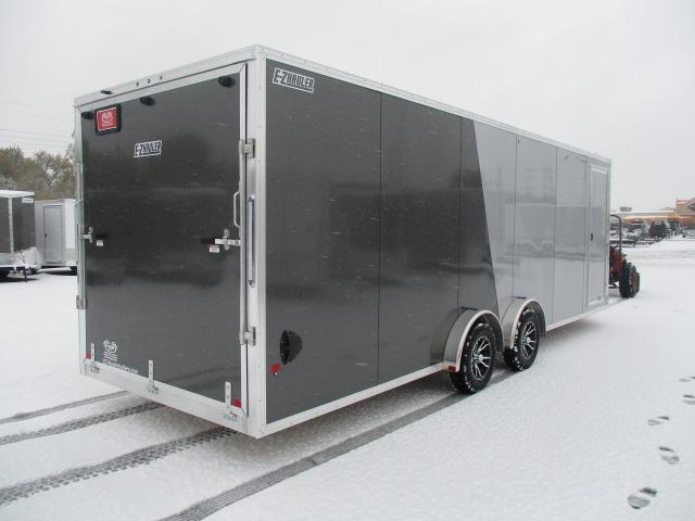 2020 EZ Hauler EZES7.5X24-ELITE Enclosed Snowmobile Trailer
