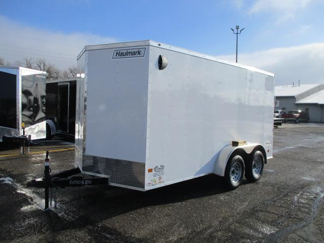 2021 Haulmark PP714T2 Enclosed Cargo Trailer