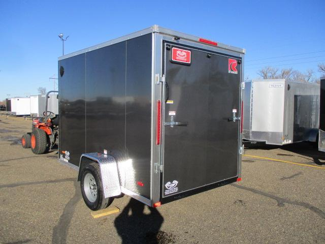 2021 RC Trailers RDLX6X10SA Enclosed Cargo Trailer