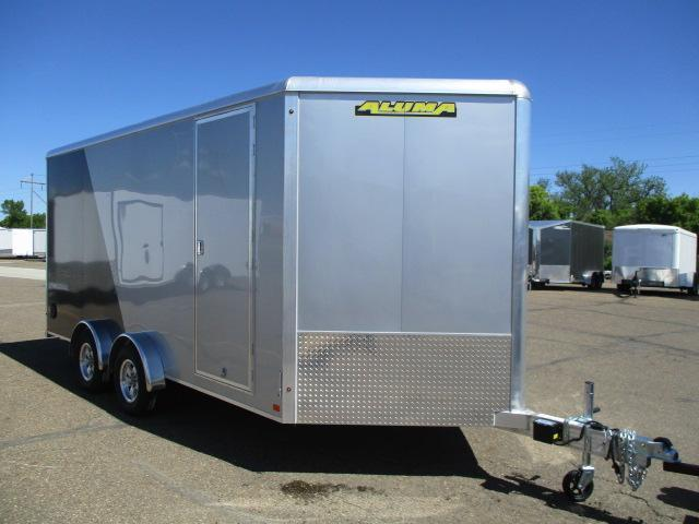 2021 Aluma AE7.516TAM Enclosed Cargo Trailer