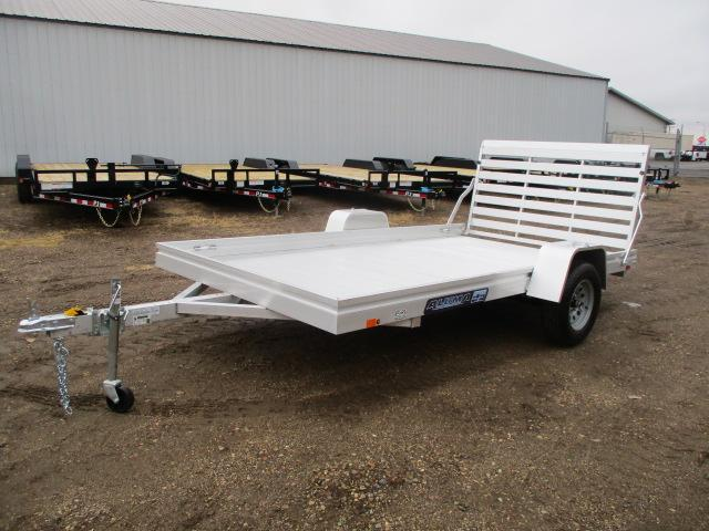 2021 Aluma 7812 Edge Series Utility Trailer