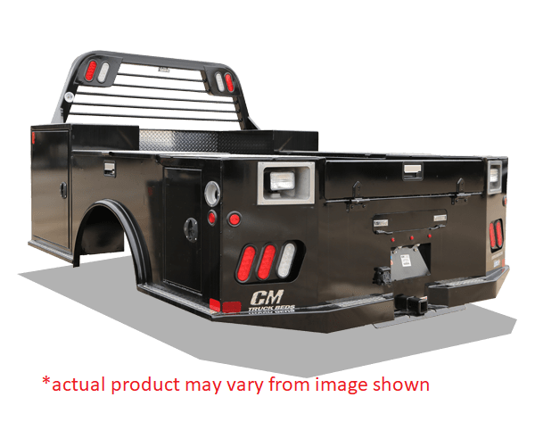 2021 CM Truck Beds TM DLX 11'4/97/84/34