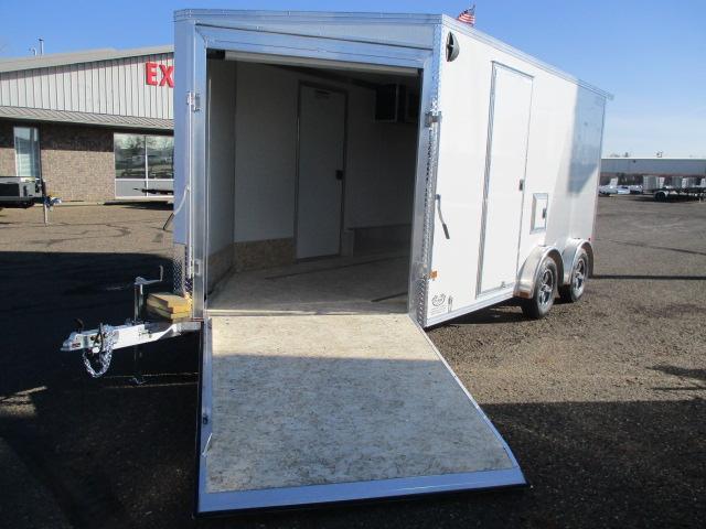 2021 EZ Hauler EZES7.5X14-ELITE Enclosed Snowmobile Trailer