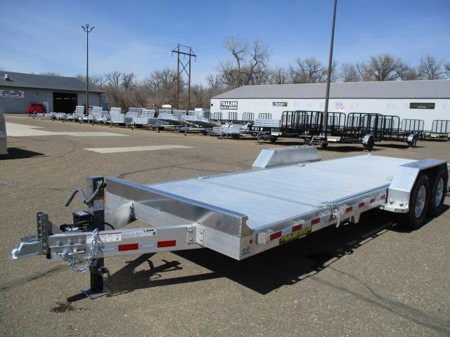 2021 Aluma 8222-14K-TILT Equipment Trailer