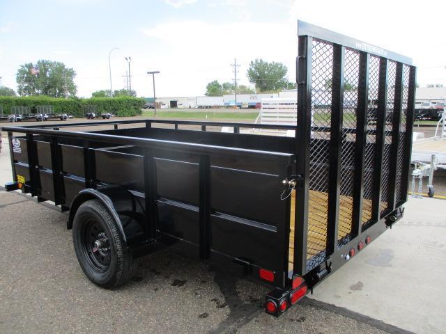 2021 Big Tex Trailers 35SV-12BK Utility Trailer