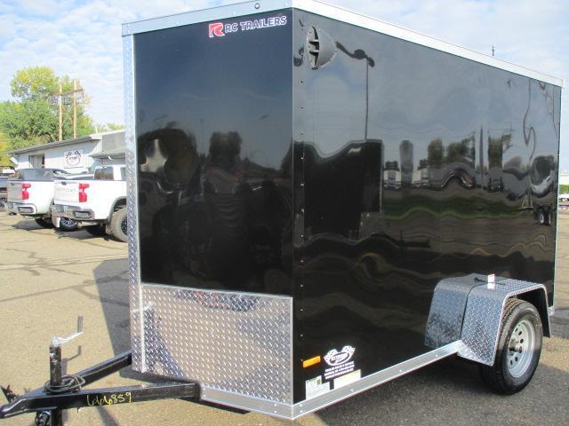 2022 RC Trailers RDLX6X10SA Enclosed Cargo Trailer