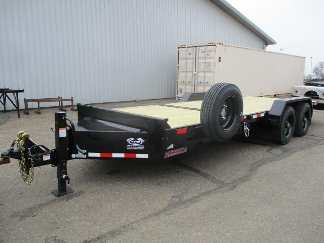 2021 Midsota TBHD832220K Equipment Trailer