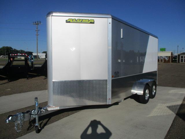 2020 Aluma AE714TAM Enclosed Cargo Trailer