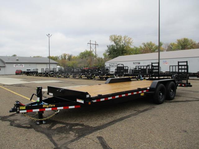 2022 Big Tex Trailers 14ET-22KR Equipment Trailer